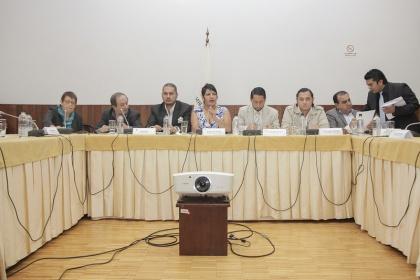 Comisión de Fiscalización y MAGAP logran acuerdos en torno a denuncias