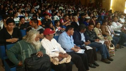 Este martes, en Santa Elena continúan audiencias públicas sobre Código INGENIOS
