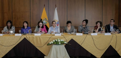 Grupo Parlamentario por los Derechos de las Mujeres efectuó rendición de cuentas