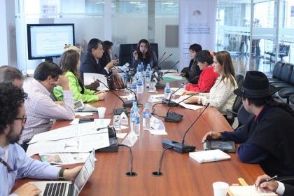 Comisión analizará acuerdo sobre derechos del mar, sobre conservación de peces