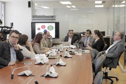 Hugo Jácome dio aportes a la Ley de Economía Popular y Solidaria