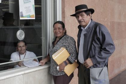 Comunidades amazónicas y campesinos intervendrán en consulta prelegislativa INGENIOS