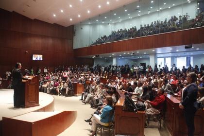 Presidenta de la Asamblea: Código INGENIOS permitirá garantizar nuestro conocimiento