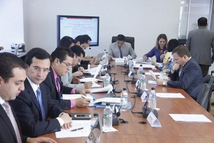 Comisión de Justicia y Estructura del Estado. Foto Archivo