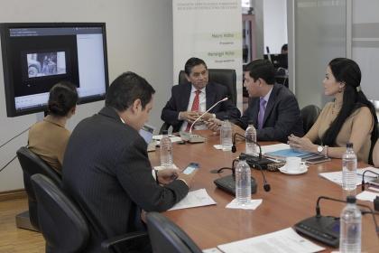 Sigue debate de reforma a COIP. Inquieta acción de redes de contrabando de combustible