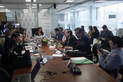 Comisión de Desarrollo Económico aprobó informe de proyecto de incentivos