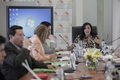 Comisión de Desarrollo Económico evalúa cumplimiento de la Ley para Asociaciones Público-Privadas