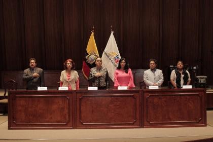 Linda Machuca se despidió de la Asamblea con una gran lista de leyes aprobadas