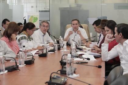 Comisión de Soberanía Alimentaria. Foto - Archivo