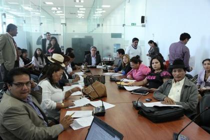 El 5 de marzo inicia proceso de inscripciones para consulta prelegislativa de Tierras