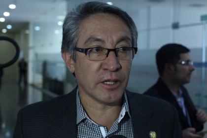 Mauricio Proaño presenta proyecto sobre sanidad agropecuaria