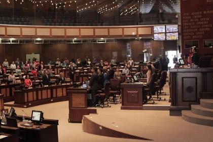 Por unanimidad se aprobó reforma a Ley de Universidad Amazónica