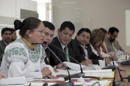 Aprueban Ley Marco para Promoción del Liderazgo de Mujeres Indígenas