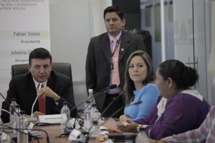 Comisión de Participación Ciudadana y Control Social. Foto - Archivo