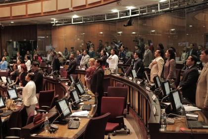 Asamblea  aprobó nueva normativa para prevenir y erradicar el lavado de activos