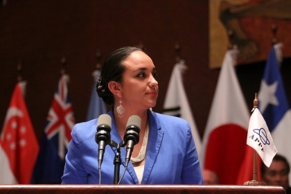 Gabriela Rivadeneira: Asia – Pacífico tiene el reto de superar las inequidades