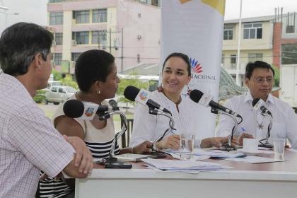 Ley Especial de la Amazonía consta en la agenda legislativa: Gabriela Rivadeneira