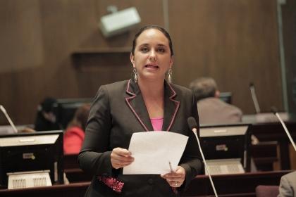 Presidenta de la Asamblea pide reforzar la interculturalidad en Código Ingenios