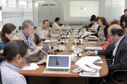 Comisión  continúa análisis de reformas a la Ley de Economía Popular y Solidaria