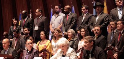 Red Parlamentaria por la Soberanía y la Unidad Latinoamericana y Caribeña