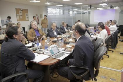 La Comisión de Régimen Económico analiza el proyecto de Ley de Prevención, Detección y Erradicación del Delito de Lavado de Activos y Financiamiento de Delitos