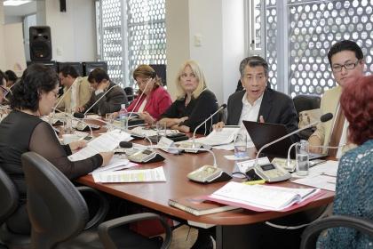 Comisión de Relaciones Internacionales aprobó Convención sobre mercenario