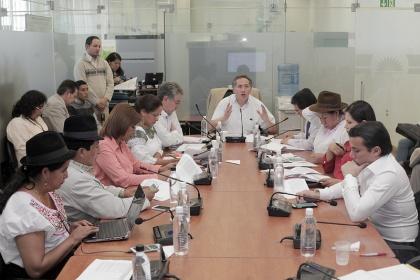 La Comisión de Soberanía Alimentaria realizará la consulta prelegislativa sobre el proyecto de Ley de Semillas