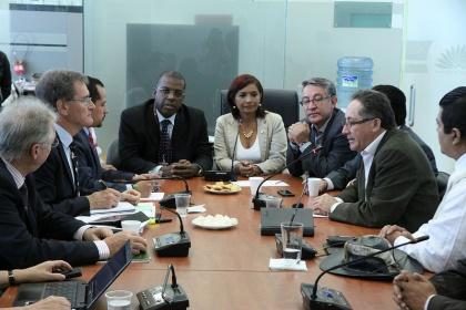 La Comisión de Soberanía Alimentaría analizó el proyecto de Ley de Tierras. Foto-Archivo