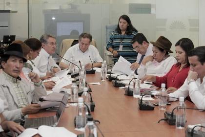 El Foro Nacional de Agrobiodiversidad y Semillas es organizado por la Comisión de Soberanía Alimentaria con el apoyo de la FAO