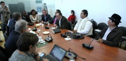 Comisión de Soberanía Alimentaria se centrará en leyes para el desarrollo del país