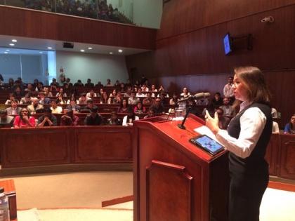 Código Ingenios democratiza los conocimientos: Ximena Ponce