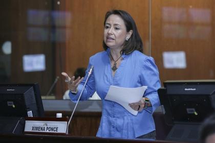 Ximena Ponce propone bloque regional multipolar de integración