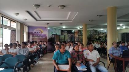 En Zamora y Machala concluyó fase de audiencias provinciales del Código Ingenios