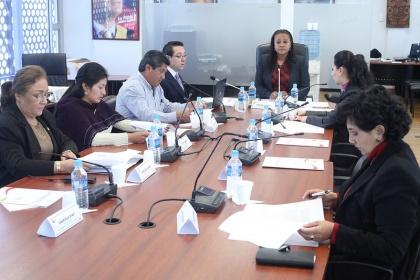 Comisión de los Derechos Colectivos - Foto - Archivo