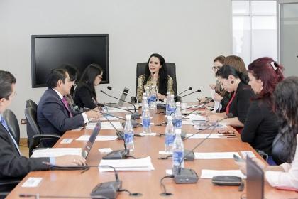 Representantes de organismos internacionales debatirán sobre reformas al COIP. Foto - Archivo
