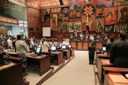 Segundo debate de Las Golondrinas y Legalización de Tierras en Guayas será el martes