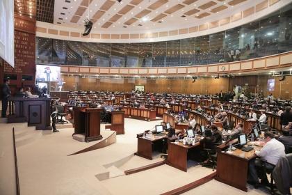 Asamblea Nacional. Frontera Norte