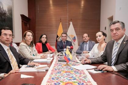 Consejo de Administración Legislativa. Foto - Archivo