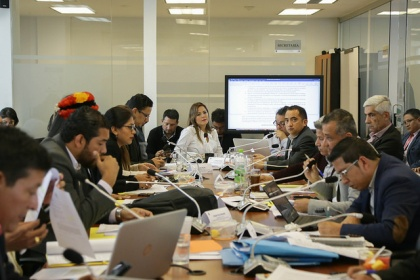 Comisión de Biodiversidad. Asamblea Nacional