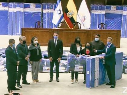 Grupo Parlamentario Ecuador- Israel, Lira Villalva