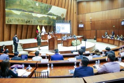 Asamblea impulsa mecanismos para fortalecer la cooperación internacional