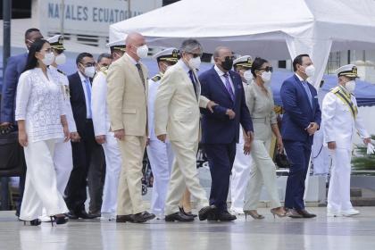 Presidenta de la Asamblea Nacional participó en actos conmemorativos de la Fundación de Guayaquil