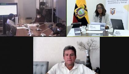 Comisión de Garantías Constitucionales, Mininistra de Incluión Económica y Social, caso Furukawa,