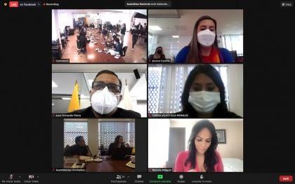Comisión de Relaciones Internacionales inicia estudio de proyecto de Ley para la Protección de la Libertad de Prensa