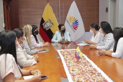 Presidenta de la Asamblea es nominada como Embajadora de la Causa de las Mujeres Rurales