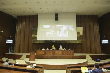 Tras socialización de los proyectos de Ley de Comunicación, Comisión solicitará su unificación