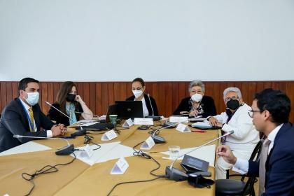 Nuevos aportes de la sociedad civil fortalecerán la construcción del Copinna
