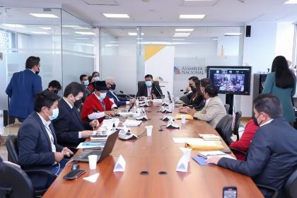 Comisión de Gobiernos Autónomos tratará situación limítrofe de cantones del Ecuador