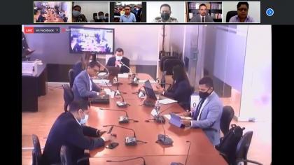 Trabajadores y propietarios de La Clementina exponen la problemática ante la Comisión de Participación Ciudadana