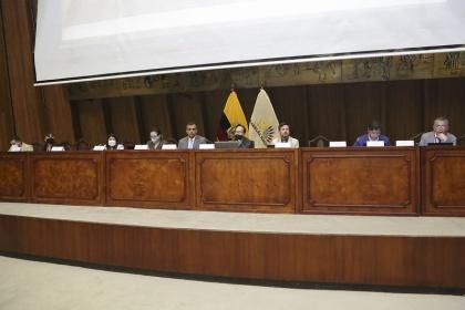 Corte de Justicia, Corte Constitucional y Fiscalía informarán sobre acciones en materia de seguridad